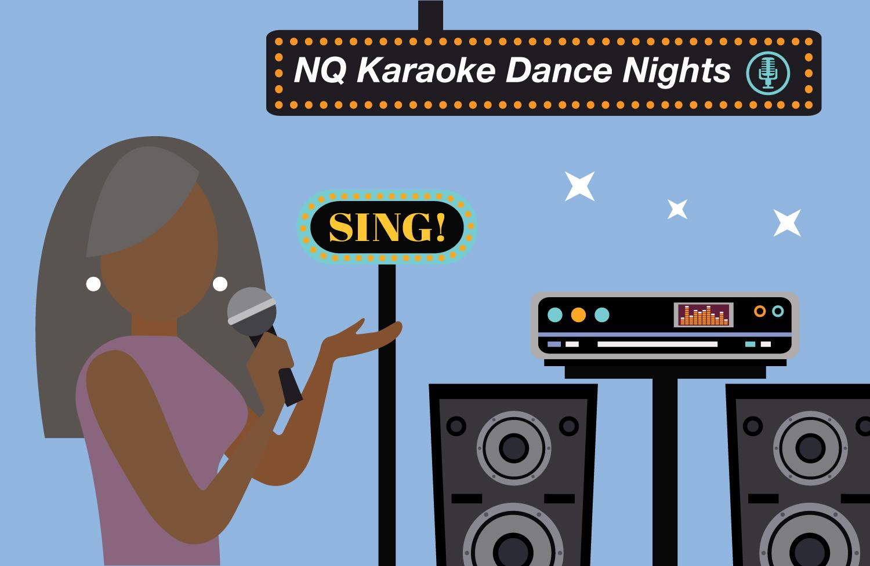 NQ Karaoke Dance Nights