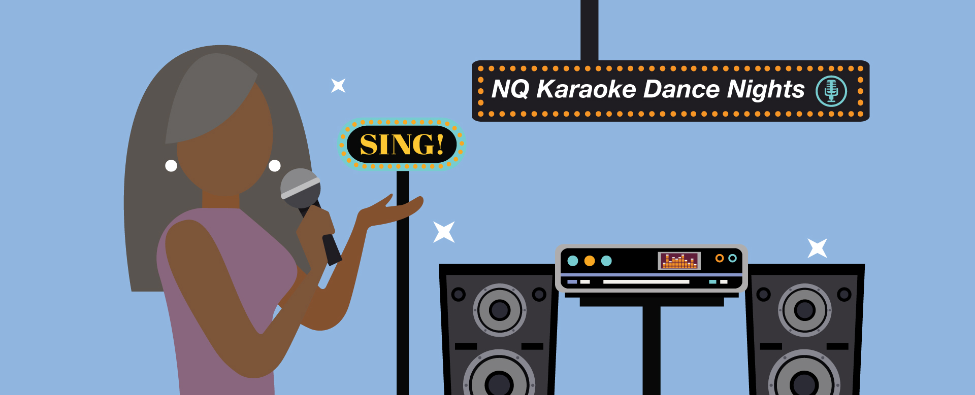 NQ Karaoke Dance Nights