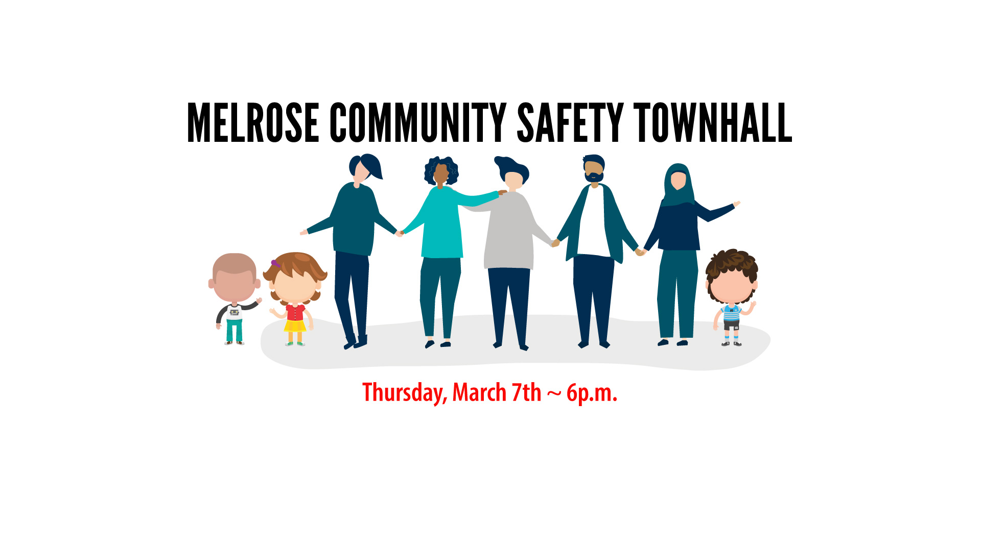 Melrose Safety Townhall 2