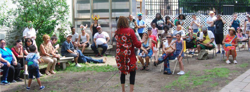 Stage Garden Rumba 2019